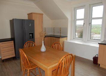 Thumbnail 3 bedroom flat for sale in Station Road, Shotts