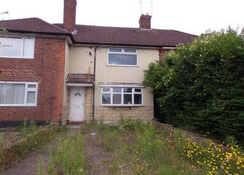 Thumbnail 3 bedroom terraced house for sale in Turfpits Lane, Erdington, Birmingham, West Midlands