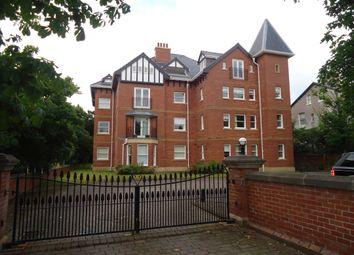 Thumbnail 2 bed flat to rent in Westcliffe Court, Westcliffe Road, Southport