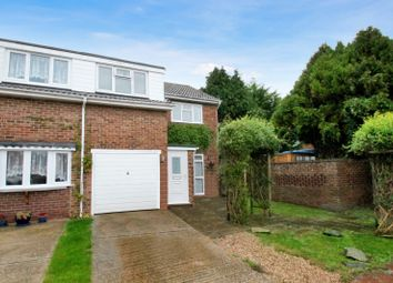 Thumbnail 3 bed semi-detached house to rent in Canberra Road, Worthing