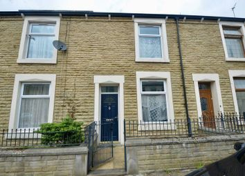 Thumbnail 2 bed terraced house for sale in Lina Street, Oswaldtwistle, Accrington