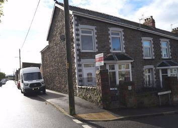 Thumbnail 4 bed end terrace house for sale in Beckett Street, Mountain Ash