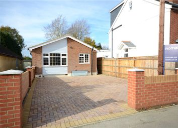Thumbnail 4 bed detached bungalow for sale in College Road, College Town, Sandhurst