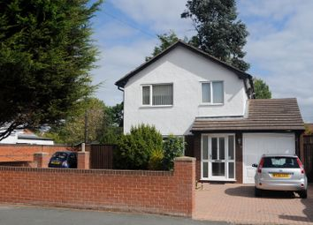 Thumbnail 3 bed detached house for sale in Borrowdale Road, Moreton, Wirral