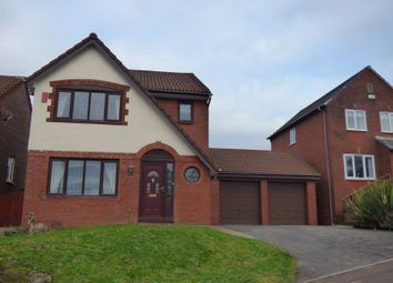 Thumbnail 3 bed detached house for sale in Heol Brithdir, Birchgrove, Swansea.