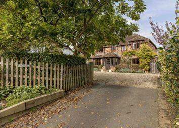 Thumbnail 4 bedroom detached house for sale in Bosham Lane, Bosham, Chichester