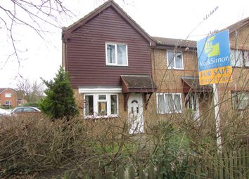 Thumbnail 2 bed end terrace house for sale in Morecambe Close, Old Town