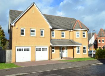 Thumbnail 5 bed detached house for sale in Kingfisher Road, Lenzie, East Dunbartonshire
