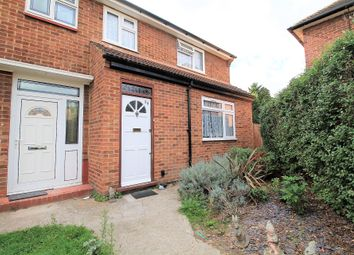 Thumbnail 2 bed semi-detached house for sale in Charlbury Crescent, Romford