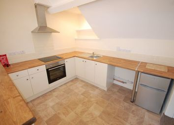 Thumbnail 1 bed flat to rent in Flat, Swadlincote, Derbyshire