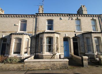 Thumbnail 2 bed terraced house for sale in Millfield Road, York