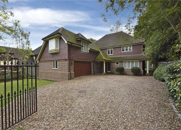 Thumbnail 5 bed detached house to rent in St. Leonards Hill, Windsor, Berkshire