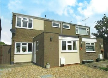 Thumbnail 3 bed detached house for sale in Meadow Close, North Mymms, Hatfield