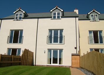 Thumbnail 3 bed terraced house to rent in Kingfisher, Plymouth