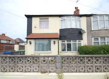 Thumbnail 3 bed semi-detached house for sale in Ivy Avenue, Blackpool, Lancashire
