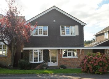Thumbnail 4 bed property to rent in Corder Close, St Albans
