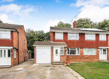 Thumbnail 3 bed semi-detached house for sale in Beaulieu Close, Southampton