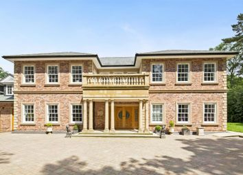 Thumbnail 8 bed detached house for sale in Streetly Wood, Streetly, Sutton Coldfield, West Midlands
