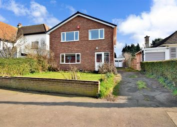 Thumbnail 4 bedroom detached house for sale in Fawkham Road, Longfield, Kent