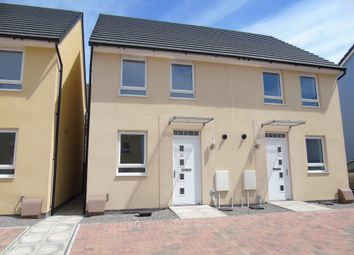 Thumbnail 2 bed semi-detached house for sale in Crompton Way, Ogmore-By-Sea, Bridgend