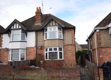 Thumbnail 3 bed semi-detached house to rent in Grovelands Road, Reading