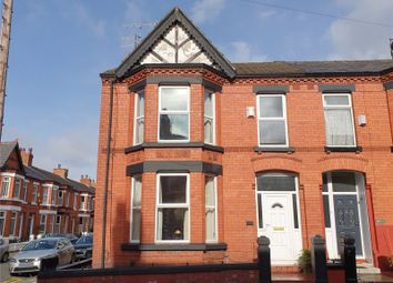 Thumbnail 4 bed end terrace house for sale in Plattsville Road, Allerton, Liverpool