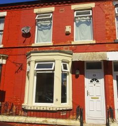 Thumbnail 3 bed terraced house for sale in August Road, Liverpool, Merseyside