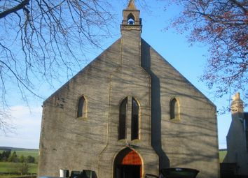 Thumbnail 2 bedroom flat to rent in Old Church, Mulben, Moray