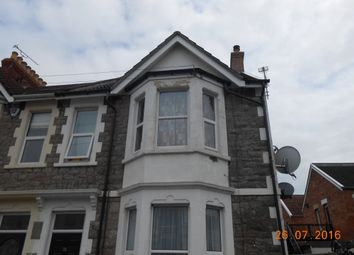 Thumbnail 2 bed flat to rent in Newton Road, Weston Super Mare, North Somerset