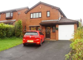 Thumbnail 4 bed detached house for sale in Upper Passmonds Grove, Rochdale, Greater Manchester.