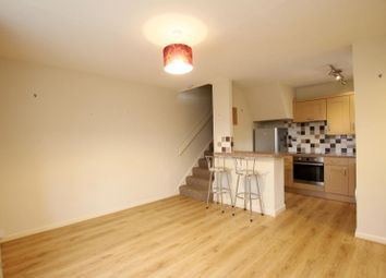 Thumbnail 1 bedroom terraced house to rent in Cornhill Close, Addlestone
