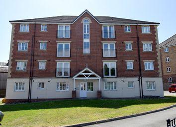 Thumbnail 2 bedroom flat for sale in Moorcroft, Ossett