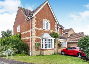 Thumbnail 4 bed detached house for sale in Sharpe Way, Ormesby, Great Yarmouth