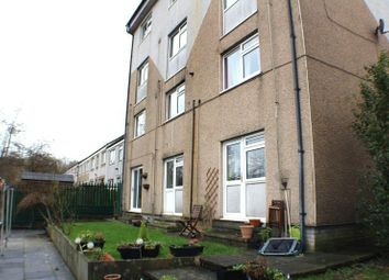 Thumbnail 2 bedroom flat for sale in Harsnips, Skelmersdale, Lancashire