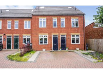 Thumbnail 3 bed terraced house for sale in Mountfield Close, Birmingham