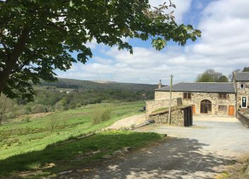 Thumbnail 5 bedroom semi-detached house for sale in Edge End Barn, Straight Lane, Mixenden, Halifax