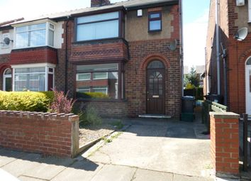 Thumbnail 3 bed semi-detached house to rent in Melbourne Road, Balby, Doncaster