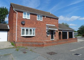 Thumbnail 3 bed detached house for sale in Blake Drive, Clacton On Sea