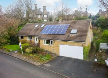 Thumbnail 3 bed detached bungalow for sale in Barnsley Beck Grove, Baildon, Shipley