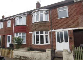 Thumbnail 3 bed town house to rent in Burgess Road, Leicester