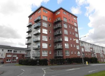 Thumbnail 2 bed flat for sale in Eaglesham Court, Hairmyres, Ocein Tower, East Kilbride