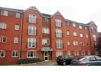 Thumbnail 2 bed flat for sale in Blount Close, Crewe