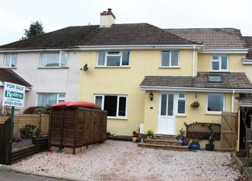 Thumbnail 4 bed terraced house to rent in Courtfield Close, West Hill, Ottery St. Mary