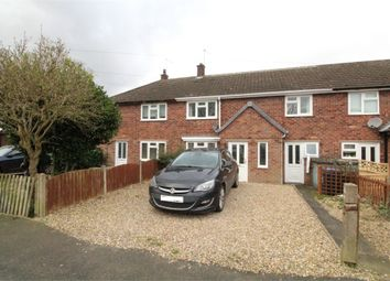 Thumbnail 3 bed terraced house to rent in Dunley Way, Lutterworth