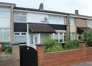 Thumbnail 3 bed property to rent in Fletcher Walk, Hartlepool