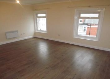 Thumbnail 3 bed flat to rent in Pleasant Street, Blackpool