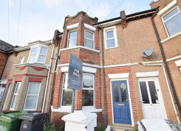 Thumbnail 4 bed terraced house for sale in York Road, St. Leonards-On-Sea