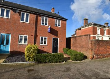 Thumbnail 2 bed end terrace house for sale in Stafford Street, Market Drayton