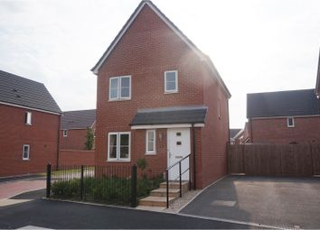Thumbnail 3 bed detached house for sale in East Works Drive, Birmingham