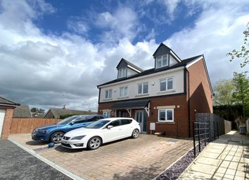 Thumbnail 3 bed semi-detached house for sale in Imperial Court, Nantwich